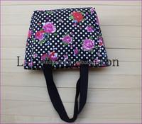hot selling new desginer cat bag cheap plain tote canvas bags