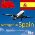 barato international air freight forwarder a españa ofrece en china