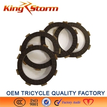 China famous brand clutch plate for motorcycle