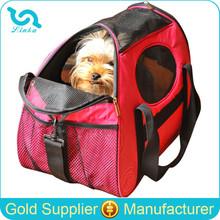 High Quality Nylon Pet Dog Bag Carrier with Handle Dog Carrier Bag