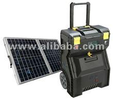 Emergency Solar Generator