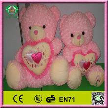 HI EN71 San Valentín osos de peluche al por mayor