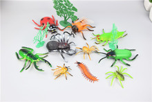 OEM insect animal toys/hot sale plastic insect animal toy/insect animals