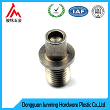 Precision M12 BT30 60 Degree Pull Studs Retention Knob for CNC Fastener Milling Holder