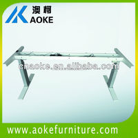 ningbo aoke manufacture large weight capacity adjustable conference table