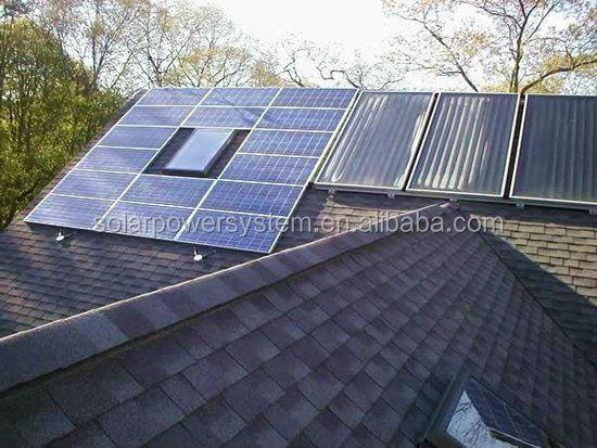 bestsun 15kw جودة عالية سعر الألواح الشمسية واط في الهند