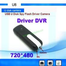 Christmas Promotion !!! U8 Motion Detection Mini USB Camera, Pinhole Camera, Video Recorder