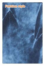 100% de mezclilla de algodón pantalones vaqueros fabricante de tejidos b2508-a