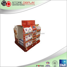 2015 new arrvial Environmental retail shops display stand