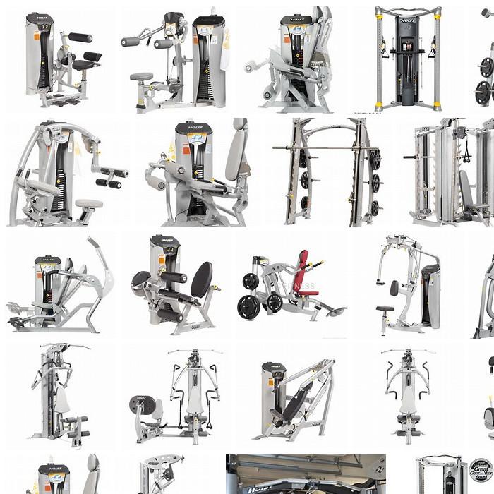 Used Hoist Gym: Brand New Hoist Gym Machine Hoist Fitness Equipment