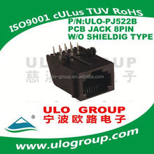 New USB 3.0 jack port plug motherboard replacement port SMT PCB Type-A Female from ULO
