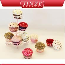 Wholesale Paper Cupcake Box /Custom Mini Cupcake Boxes/ Mini Single Cupcake Box