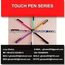 2013 best pencil touch pen for promotion and hot sell