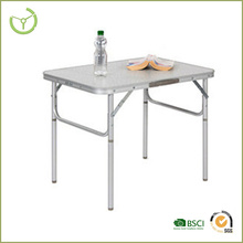 Aluminum party tables folding table/camping table