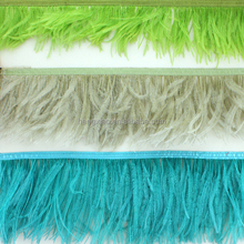 ostrich feather boa/ feather ring/ ostrich feather trim