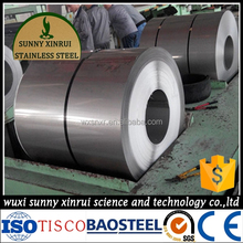 China supply AISI 304 0.3mm stainless steel coil price