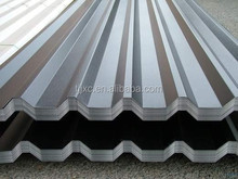 zinc steel roofing sheets weight / galvanized / galvalumed corrugated steel 58