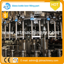 JST factory Energy IN CHINA glass bottle beer filling sealing device