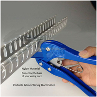 WT-1 Portable Wiring Duct Cutting Tool Made in China