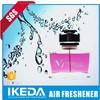 Novelty items promotional car freshener for car