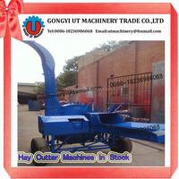 Gongyi Silage grass chopper cutter machine// Silage grass chopper crusher for animal feed
