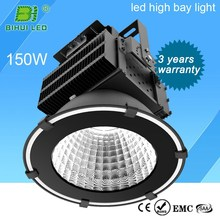 dlc approved 5 years warranty ip65 industrial led high bay light 150w fixture 100w-500w