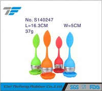 colorful Factory silicone Ice Cream popsicle mold