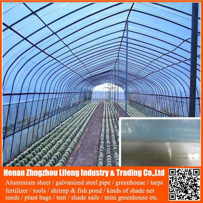 Meilleur seeling plastique agricole effet de serre avec for Film plastique anti uv pour serre de jardin