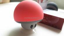 Portable Waterproof Mini Mushroom mini bluetooth speaker s10+mobile phone stander for Nexus 4
