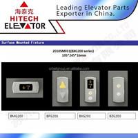 elevator position indicator/HSS frame, dotted matrxi display