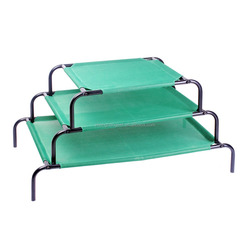 Pet supplies green color cat bed dog beds