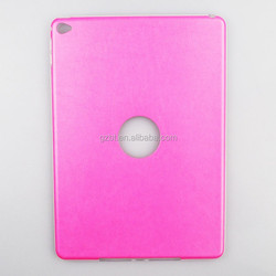 Mobile phone case Clear tpu pu cell phone cover FOR IPAD 6