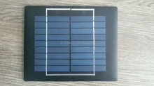 high efficiency, good quality and low price small epoxy poly solar panel in China