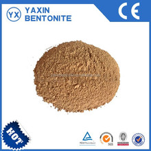 clay for drilling oil well