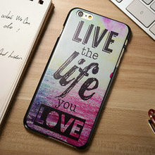 2015 China New Case Wholesale Ink Printing Custom Design Hot for iphone 6 plus mobile phone, Phone Bags for iphone 6