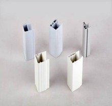 China top aluminium/pvc/abs profile