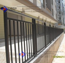 Assembly Galvanised Steel Classic Railing Banister
