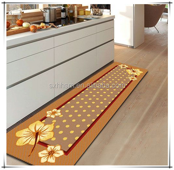 Buy Rubber Backed Kitchen Rugs
