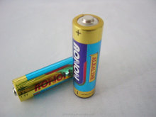 Hot sale Alkaline dry battery AA/AAA/C/D/9V/12V dry battery