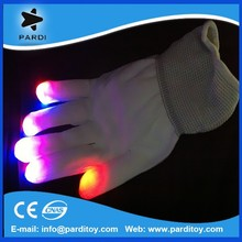 Party and event led light magic gloves for kids
