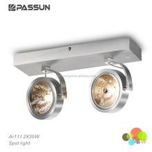 Indoor bar halogen track light 70W