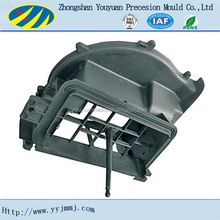 Small injection molded part, plastic injection