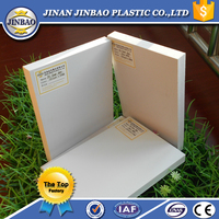 polycarbonate sheeting 5mm white pvc foam sheet/board factory