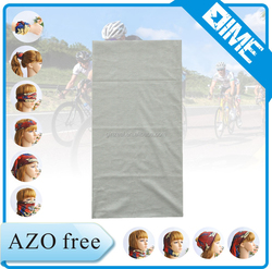 New Promotional Products 2016 Seamless blank grey bandana