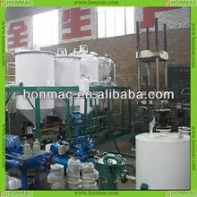 1T/D Sunflower oil refining equipment/ oil production line