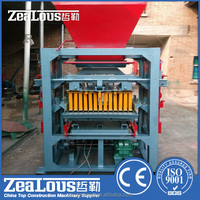 qt4-20 block making machine