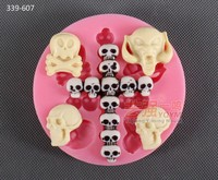 halloween mould,fondant decoration molds tools,cake decorating supplies