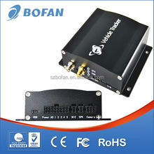 Vehicle GPS tracker with two way voice communication with GPS fleet tracking software