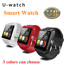 U8 Smart Bluetooth Wrist Watch SmartWatch U8 For Samsung Huawei HTC Android phone