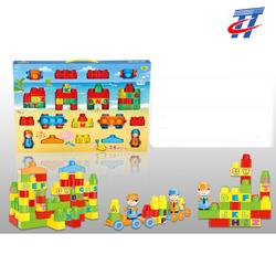 36pcs building blocks toys beach toys colorful bricks toys construction toys